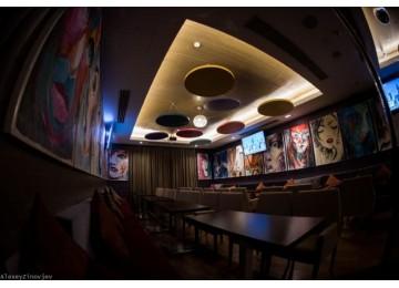 Ресторан Gorky +960 | Горнолыжный курорт Горки Город