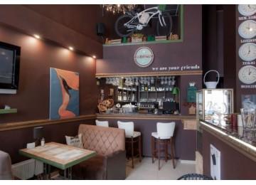 Кафе «Crema de Cafe»