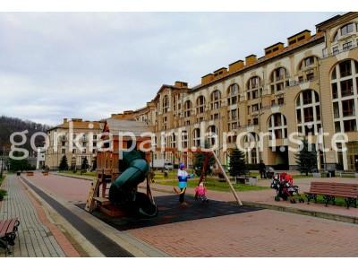 Горки Город Апартаменты. Красная Поляна