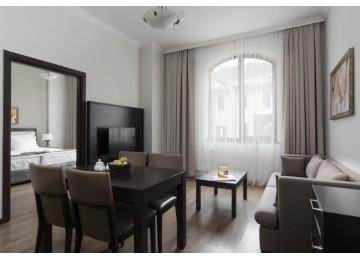 Апартаменты 2 спальни +960 | Апартаменты на Красной поляне