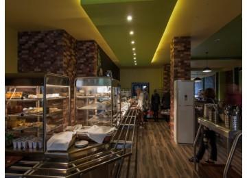 Курорт «Горки город» Ресторан быстрого обслуживания Печь